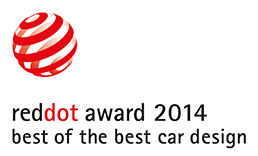 2014 Red Dot Design Award - Best of the Best Car Design
