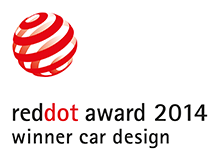 2014 Red Dot Design Award - Winner Car Design
