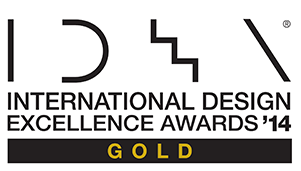 2014 International Design Excellence Awards - Gold
