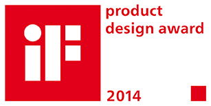 2014 iF Product Design Award - Winner